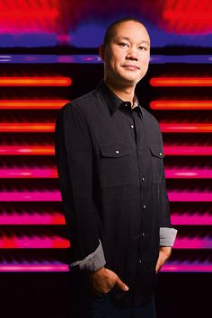Zappos CEO Tony Hsieh is spending £225m to revive Las Vegas
