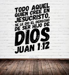 Juan1:12 Bible Quotes, Bible Verses, Foto Online, Christian Backgrounds, You Are My Life, Son Of God, Gods Promises, Spiritual Life, Faith In God