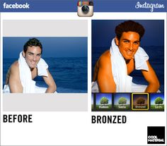 Facebook Introduces New Instagram Filters - but not really