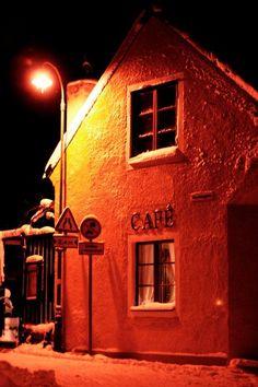 ~Café Gula Huset, Visby, Sweden~