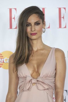 "Ariadne Artiles Photos Photos - Spanish model Ariadne Artiles attends ""Elle Gourmet"" awards 2016 at the Italian Embassy on July 4, 2016 in Madrid, Spain. - 'Elle Gourmet' Awards 2016"