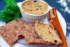 <p>Perfect on a sandwich, bagel or a cracker, this spread is creamy, tangy and satisfying. </p>