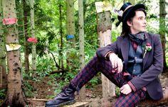 Alice im Wunderland Hochzeit - Alice in Wonderland Wedding mit Fotomania Kassel und im Hochzeitsfieber