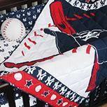 New York Yankees Micro Fiber Crib Set