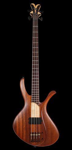 Rolf Spuler Basz | Enhanced electric bass