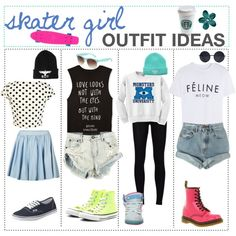 1000+ Images About U0026quot;Yesu0026quot; I Am A Skater Girl On Pinterest | Skater Girl Outfits Skater Girls And ...