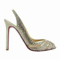 Christian Louboutin Wedding Sandals