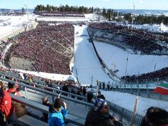 World Cup skiing at Holmenkollen   Visit Norway USA