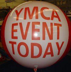Air Balloons Advertising - Air balloons and giant helium balloons for advertising and promotions.
