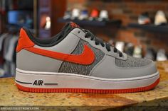 separation shoes dce68 d400a image11 Nike Air Force Ones, Air Force 1, Gold Stripes, Sneaker Magazine,
