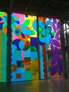 Beatriz Milhazes Paintings | pinkpagodastudio: Inspiration: Brazilian Artist, Beatriz Milhazes