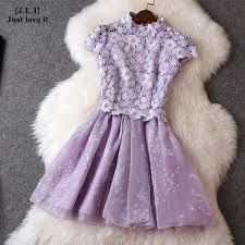 Image result for cute purple midi ball gown dress