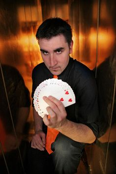 Up Close & Personal Magic - You should seriously consider hiring J's Magic. Great guy and puts a lot of planning into his shows. I would recommend him for anyone. Sleight Of Hand, The Magicians, Illusions, Entertaining, How To Plan, Create, Crowd, Mirrors, Coins