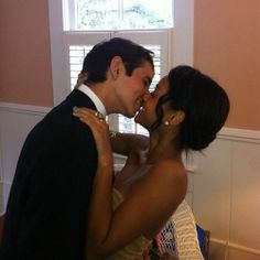 """""""She walks in beauty, like the night Of cloudless climes and starry skies; And all that's best of dark and bright Meet in her aspect and her eyes"""" interracialeroticabooks.com #interraciallove #interracialwedding #multiculturalmarriage #bwwm #bmww #mixedracelove Interracial Marriage, Interracial Wedding, Interracial Love, Black Woman White Man, Black And White Love, Mixed Couples, Cute Couples, Black Couples, Couple Goals Tumblr"""