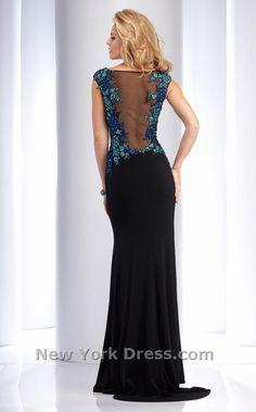 Clarisse 4749 Dress - NewYorkDress.com