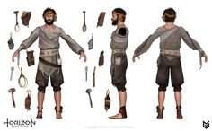 I just found a few screenshots about my last Technical outfit what I did before  I left the studio. I had  really great time working on this guy. Never seen in game though.Anyways I think I squeezed out what I could from that limited poly budget  that I got. Marvelous Designer was pretty handy. I love that software so much. Model had to be optimized for old gen consols too...which means 1 material and 7000 tri  Concept: Aj Trahan & Csaba Molnar