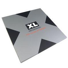 XL Recordings: Pay Close Attention Vinyl 4LP Boxset