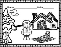 Does Your Class Learn About Alaska Or The Last Great Race Iditarod Then They Will Love Coloring These Themed Pages