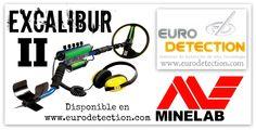 ¡¡Detector de Metales Minelab Excalibur 2 disponible en http://www.eurodetection.com/home/283-detector-de-metales-minelab-excalibur-2.html !! #FelizJueves #Eurodetection #Minelab #Excalibur #MinelabExcalibur2 #MetalDetecting #DetectorMetal #DetectordeMetales #Hobby #Playa #Beach #Verano #Summer