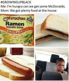 25+ Hilariously New #Growingupblack memes/pics  http://omgshots.com/3684-25-hilarious-picsmemestweets-of-when-you-growing-up-black.html