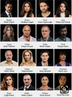 Kara Sevda cast names Turkish Men, Turkish Beauty, Turkish Fashion, Turkish Actors, Indian Girl Bikini, Indian Girls, Kara Kara, African Prom Dresses, Love You Baby
