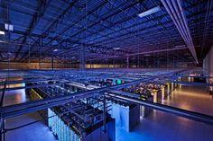 Een kijkje achter de schermen bij een Google Datacenter
