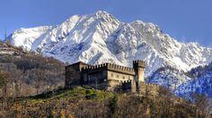 Castello di Sasso Corbaro, Svizzera