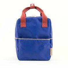 Sticky Lemon backpack small Ink Blue    #kindzoblij #stickylemon #rugzak #kind #blauw #hip