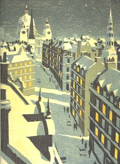 Andrew Davisdon's wonderful woodcuts