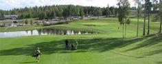 Lakeside Golf Pirunpelto, Sastamala, Finland