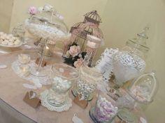 mood romantic light pink & cream by Italian Style Event&Wedding - details