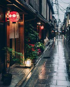 Travel japan kyoto 48 ideas for 2019 Aesthetic Japan, Japanese Aesthetic, City Aesthetic, Street Photography, Travel Photography, Japan Street, Japon Illustration, Visit Japan, Japanese Architecture