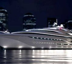 Laraki designed 127m superyacht PRIVILEGE ONE to be launched by Privilege Yard by the end of 2012