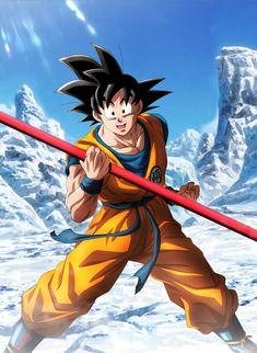 Goku in upcoming movie