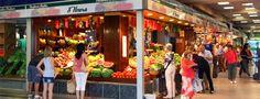Mercat Municipal de l'Olivar #Mallorca #Market