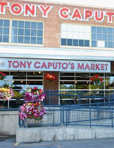 Tony Caputo's Market and Deli, Salt Lake City - Went to eat here with my Dad, their Caputo sandwich was great and the chocolate cake out of this world! We also discovered some amazing and delicious things in the market and learned a lot about good food. We LOVED it!! 5 out of 5 stars