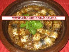 Tajine de sardines roulées - Choumicha - Cuisine Marocaine Choumicha , Recettes marocaines de Choumicha - شهوات مع شميشة Ramadan Food, Ramadan Recipes, Mets, Coin, Salmon, Dessert, Fish, Moroccan Cuisine, Favorite Recipes