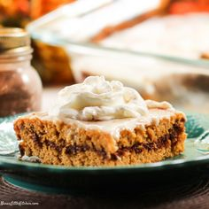 Delicately sweet, moist and tender, this Pumpkin Honey Bun Snack Cake bridges the gap between donut and cake with a delightful pumpkin spice twist.