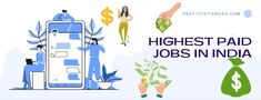 Highest Paid Jobs In India – Complete Guide (2020) Updated Finding The Right Job, Commercial Pilot, Accounting Jobs, Chartered Accountant, Official Account, Machine Learning, Software Development, Student, India