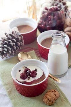 Milk Chocolate Pots