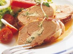 445 Maritime Beef Steak and Smoked Salmon Roll Salmon Roll, Beef Steak, Pork Loin, Smoked Salmon, Pork Recipes, Meatloaf, Watermelon, Bacon, Bbq