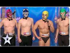 Mask Performers' silly antics make judges laugh | Asia's Got Talent Epis...