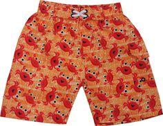 31e5436090 Small Boys Crabby Swim Trunks – Jump'N Splash Kids Swimwear