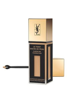 Yves Saint Laurent Beauty Yves Saint Laurent 'Fusion Ink' Foundation Broad Spectrum SPF 18 available at #Nordstrom