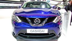2015 Nissan Qashqai - Performance and Safet