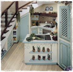 perticara - miniera di zolfo - casa degli operai - cucina ... - Cucine Decapate