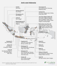 Cita rasa sosial dan diaspora soto Nusantara - Laporan Khas