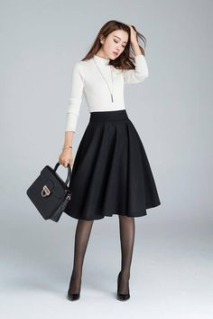 61a518f069d62 689 Best BLACK SKIRTS images in 2019