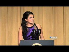 Cecily Strong - complete remarks at 2015 White House Correspondents' Dinner : C-SPAN -    25 Apr 2015  #nerdprom