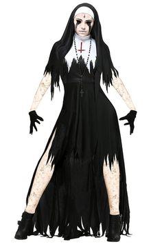 25 Scary Halloween Costume Ideas - 2018 Best Creepy Halloween Costumes for  Women and Men Abiti. Abiti Per ... fe10ff4fe094